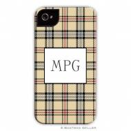 Town Plaid Cell Phone Case