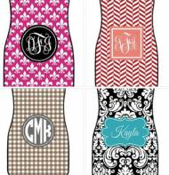 Monogrammed Front Car Mats Set Of 2