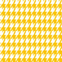 Houndstooth Gold