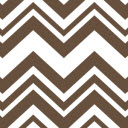 Zigzag Brown